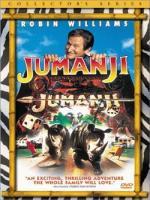 Постер к фильму Джуманджи / Jumanji (1995)