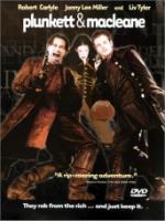 Постер к фильму Планкетт и МакЛейн / Plunkett & Macleane (1999)