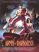 Постер к фильму Зловещие мертвецы 3: Армия тьмы / Evil Dead 3: Army of Darkness (1992)